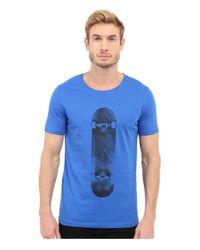 HUGO - Multicolor Doard - Skateboard Tee - Lyst