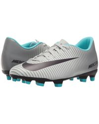 Nike | Gray Mercurial Vortex Iii Fg for Men | Lyst