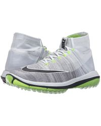 Nike | Gray Flyknit Elite for Men | Lyst