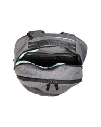The North Face - Gray Women's Isabella Backpack - Lyst