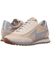 Marc Jacobs - Gray Astor Lightning Bolt Sneaker - Lyst