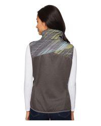 Spyder Gray Exit Insulator Vest