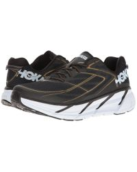 Hoka One One | Metallic Clifton 3 for Men | Lyst