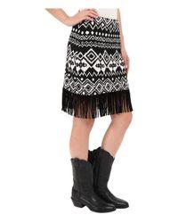 Scully - White Luana Skirt - Lyst