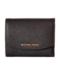 MICHAEL Michael Kors - Black Mercer Lg Flat Mf Phn Case - Lyst