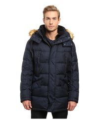 Marc New York | Multicolor Hancock Down Parka W/ Removable Hood And Fleece Bib for Men | Lyst