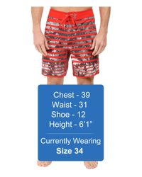 The North Face - Multicolor Whitecap Boardshorts - Short for Men - Lyst