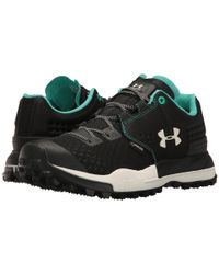 Under Armour | Black Ua Newell Ridge Low Gtx for Men | Lyst