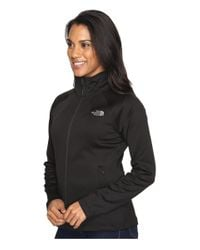 The North Face | Black Momentum Full Zip Jacket | Lyst