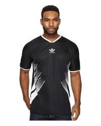 Adidas Originals | Black Eqt Jersey for Men | Lyst