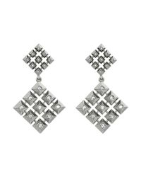 House of Harlow 1960 | Metallic The Lyra Statement Earrings | Lyst