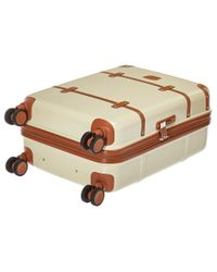 "Bric's - Natural Bellagio 2.0 - 21"" Spinner Trunk for Men - Lyst"