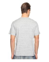 Mostly Heard Rarely Seen Gray Fuk Outta Here Tee for men