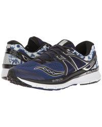 Saucony | Blue Tokyo Marathon Triumph Iso 3 for Men | Lyst