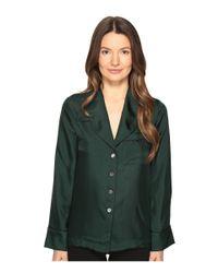 McQ Alexander McQueen - Green Lounge Shirt - Lyst