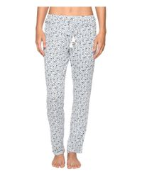 Lucky Brand | Multicolor Crochet Inserts Cami Pajama Set | Lyst