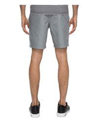 """Original Penguin - Blue P55 8"""" Basic Shorts for Men - Lyst"""