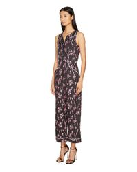 Sonia by Sonia Rykiel | Multicolor Roses Print Jumpsuit | Lyst