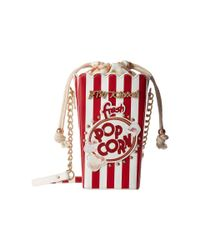 Betsey Johnson - Red Butter Me Up Crossbody - Lyst