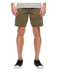 John Varvatos - Green Casual Shorts With Flatiron Jeans Pocket Details S155u1b for Men - Lyst