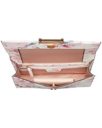 Ivanka Trump - Pink Mara Cocktail Bag - Lyst