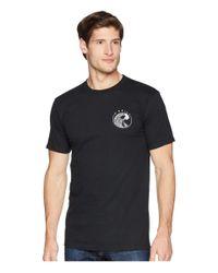 O'neill Sportswear - North Point Short Sleeve Screen Tee (black) Men's T Shirt for Men - Lyst