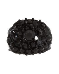 Guess - Black 89117094 (jet) Ring - Lyst