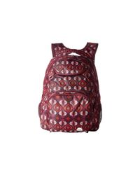 Roxy | Red Shadow Swell Backpack | Lyst