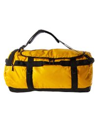 The North Face - Black Base Camp Duffel - Large for Men - Lyst