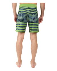 The North Face - Green Whitecap Boardshorts - Short for Men - Lyst