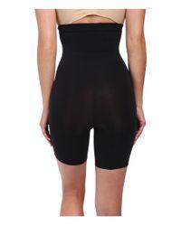 Spanx - Black Higher Power Shorts (soft Nude) Women's Underwear - Lyst