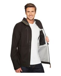 Fjallraven | Black Keb Eco-shell Jacket for Men | Lyst