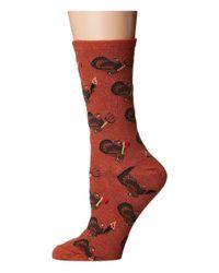 Socksmith - Red Turkey Revolution - Lyst