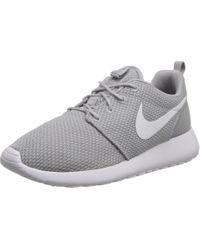 Nike | Gray Roshe One for Men | Lyst