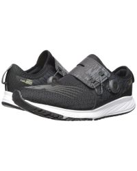 New Balance Sonic V1 (black/gold/thunder) Men's Running Shoes for men
