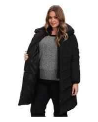 Jessica Simpson | Black Plus Size Jofwd007 Coat | Lyst