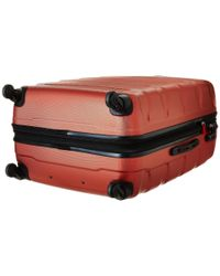 "Samsonite - Orange Omni Pc 28"" Spinner - Lyst"