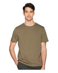 Vince Green Crew Pima Cotton T-shirt for men