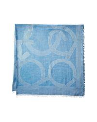 Ferragamo - Blue 326968 Sl Ganfresh - Lyst