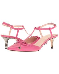 kate spade new york - Pink Pomona - Lyst