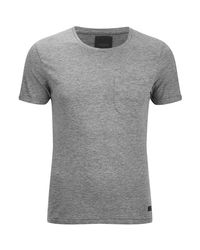 Produkt | Gray Textured Core T for Men | Lyst