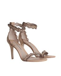 Zimmermann | Multicolor Filigree Lace Sandal | Lyst