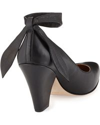 Vince Camuto Signature - Shannah Anklewrap Pointytoe Pump - Lyst