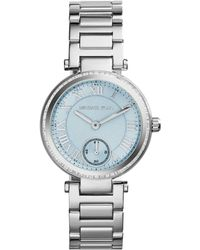 Michael Kors Women'S Mini Skylar Stainless Steel Bracelet Watch 33Mm Mk5988 - Lyst
