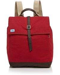 TOMS - Backpack - Trekker Excursion Waxed Canvas - Lyst