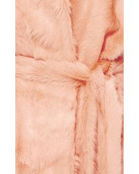 Maria Lucia Hohan - Pinkie Fur Coat - Lyst