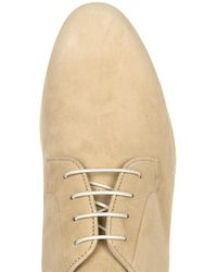 Mr. Hare - Bux Suede Derby Shoes - Lyst