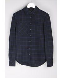 10 Crosby Derek Lam | Camp Shirt | Lyst