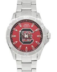 Jack Mason Brand   'university Of South Carolina Gamecocks' Bracelet Watch   Lyst