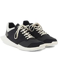 Rick Owens - Adidas By Mens Tech Runner Trainer - Lyst